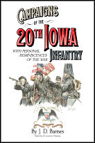 Campaigns of the 20th Iowa Infantry
